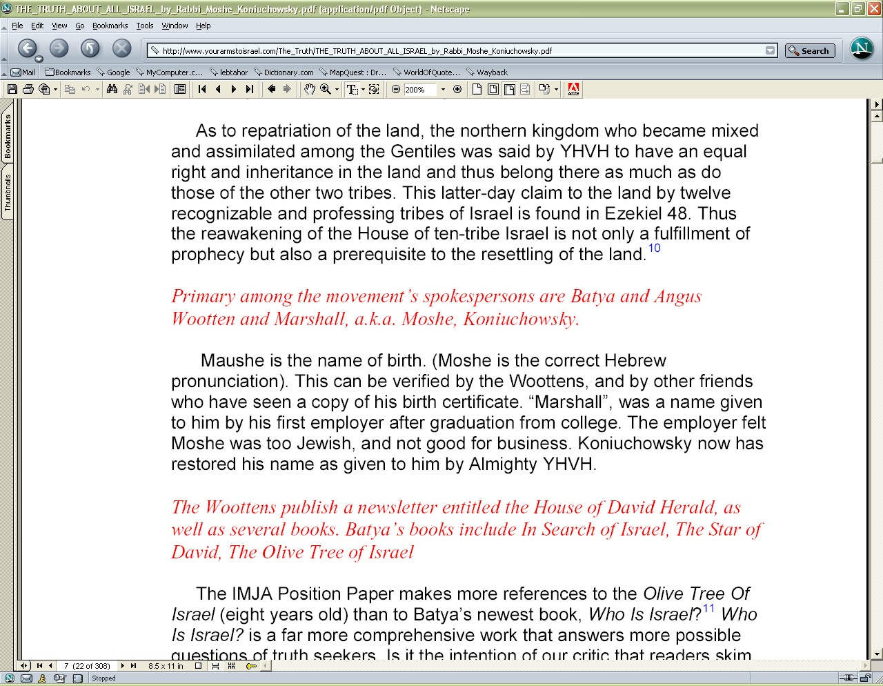 Mascaro witness a refuting of the ephraimite error paper published by mjaa he states maushe is the name of birth moshe is the correct hebrew pronunciation aiddatafo Images